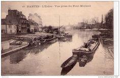 Cartes Postales / nantes pont morand - Delcampe.fr