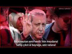 15 Temmuz Demokrasi Marşı (İndirme Linkli) - YouTube