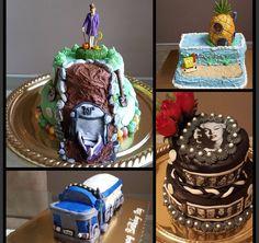 #parties #cakes #kidscake #birthdaycakes
