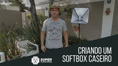 Como fazer um softbox caseiro