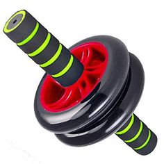 Ab Wheel - Best Ab Wheel Roller for Abdominal Exercise - Perfect Exercise for Home, Gym, And Were You Travel - Color Options - Comes With Knee Supporter - No Hassle 1 Year Guarantee -- Check this awesome product by going to the link at the image.