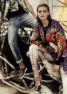 just-cavalli-ss14-ad-campaign-black-bomber-jacket-the-swank-butterboom.jpg…