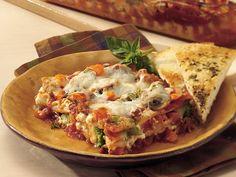 Lasagna cu praz