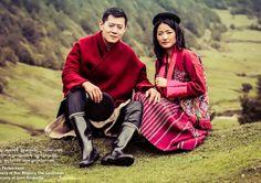 Queen Jetsun Pema of Bhutan Has Gorgeous Skin and Hair: Lipstick.com