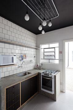 The WE Hostel - in the Vila Mariana neighborhood of Sao Paolo   Creative Directior: Rodrigo Marangoni