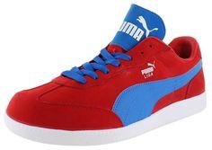 Puma Liga Suede Men's Fashion Sneakers Shoes