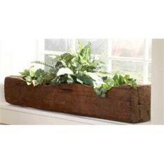 "Groovystuff Garden Trough PlanterDimensions:  41"""" x 12&q..."