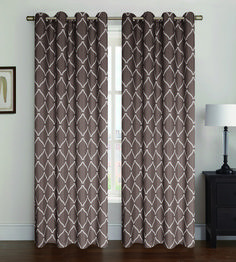 "Linen Store - 2 Pack Celine Window Panel, Window Curtains, Lattice Pattern, 5 Colors, 54""x84"", $19.99 (http://www.linenstore.com/window-treatments/2-pack-celine-window-panel-window-curtains-lattice-pattern-5-colors-54x84/)"