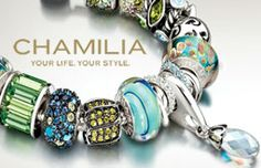 Chamilia - a 202 Jewellery Fans All Time Favourite Jewelry Companies, All About Time, Swarovski, Fans, Jewellery, Personalized Items, Jewels, Schmuck, Jewelry Shop