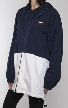 Vintage Nike Windbreaker Jacket | Frankie Collective