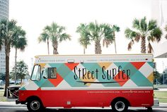 Street Surfer Food Truck on Behance