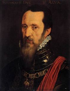 KEY, Willem (b. ca. 1515, Breda, d. 1568, Antwerpen)   Click!	 Portrait of Ferdinand Alvarez de Toledo  - Oil on panel, 49 x 38 cm Rijksmuseum, Amsterdam  Ferdinand Alvarez de Toledo, Duke of Alva (1507-1582) was the governor-general of the Netherlands. He was appointed by King Philip II of Spain to replace Margaret of Parma. He entered Brussels at the head of a Spanish army in 1567.