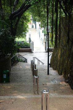 Kowloon Park in Hong Kong