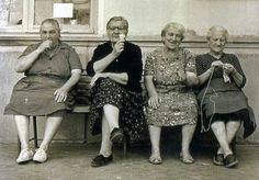 nonne che godono del gelato