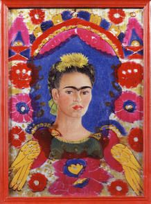"Frida Kahlo, ""El cuadro"""