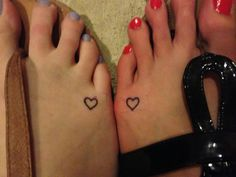 Best Friend Tattoos  Simple And Cute