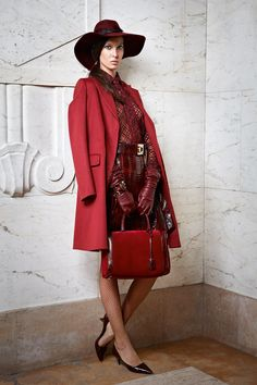 Salvatore Ferragamo Pre-Fall 2012, yes please.