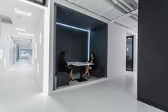 RD Construction office by IND Office, Moscow – Russia » Retail Design Blog