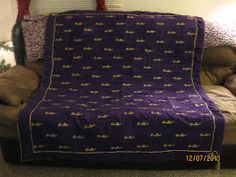 Crown Royal Quilts: Crown Royal Quilt