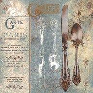 Fine Dining II  Fine Art Print