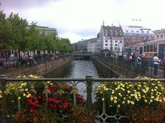 Göteborg, Sweden.  gotta get that melodeath metal fix