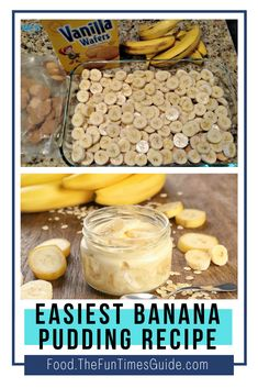 Quickest and EASIEST homemade banana pudding recipe ever! I'll admit it... I'm lazy when it comes to desserts. I rarely spend time on dessert recipes and only make them when they're super easy. This is my go-to dessert recipe ANY time of the year -- but especially around the holidays. It's SUPER easy and SUPER yummy! thanksgiving recipes | christmas recipes | dessert recipes