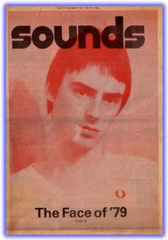 Paul Weller, the Jam Rock Posters, Concert Posters, Music Posters, Psychedelic Art, Graphic Design Posters, Graphic Design Inspiration, The Style Council, Paul Weller, Music Album Covers