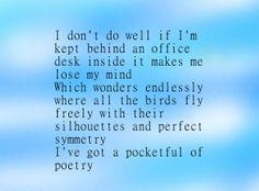 Mindy Gledhill- Pocketful of Poetry