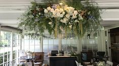 Sydney wedding in Blackburn Gardens and Chiswick restaurant. Delicate, soft flowers, ferns, cream, pale blue and a hint of peach Olive Garden Delivery, Philadelphia Magic Gardens, China Garden, Sydney Wedding, Garden Seeds, Fruit Trees, Organic Gardening, Table Settings, Autumn