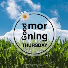 Good Mornng Thursday