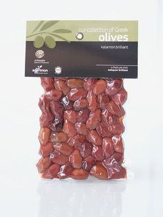 AGRIMON Olives Kalamon Brilliant 250gr
