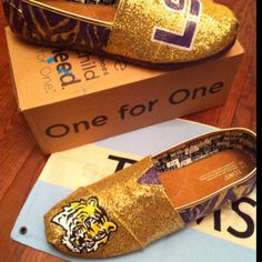 LSU TIGERS!! SOLD!! LSU fans place your order today!!!! :)
