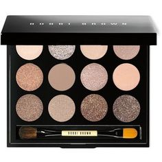 Bobbi Brown Shimmering Sands Eye Palette, Sandy Nudes Collection