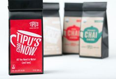 @Tipu's Chai Website #Design, Graphic Design, Brand Consulting Oregon and #Montana | Six Pony Hitch