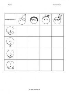 Matrix, Diy For Kids, Worksheets, Bar Chart, Paper Crafts, Printables, School, Carnival, Inference