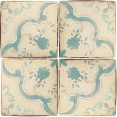 Claudette - Paris - Wall & Floor Tiles | Fired Earth
