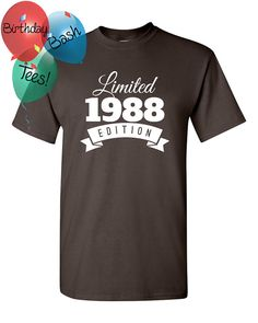 f086984fe Items similar to 29th birthday gifts for men shirts 29 year old birthday men  1989 birthday shirt birthday gifts for him on Etsy
