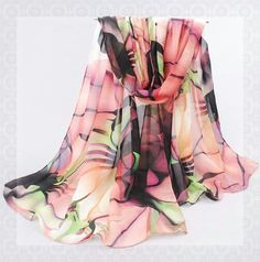 Fantastic rose print and its only a scarf