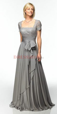 a5b8ae28776a Good bridesmaid dress or mother of the groom or bride Wedding Dresses For  Older Women