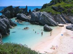 Bermuda - beautiful beaches