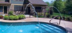 Imperial Pools Inground Pool Anderson, SC dealer