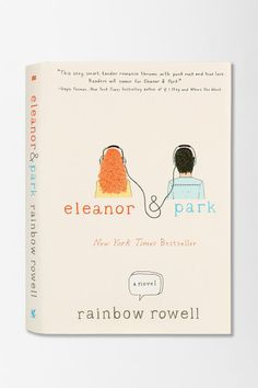 Eleanor & Park By Rainbow Rowell #urbanoutfitters