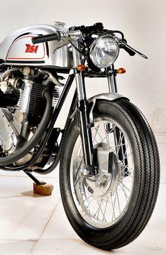 BSA Manx style racer