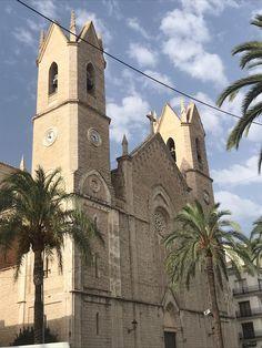 Iglesia Benissa in Spanje