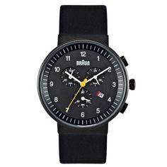 20% off Braun BN0035 at Dezeen Watch Store