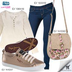 #PriceShoes #floralprint  #PepeJeans #fashion #urban #street #casual #Lamodamasdeseada  De venta en →http://tiendaenlinea.priceshoes.com/