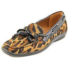 Donald J Pliner Frauen Lacey Loafers Braun Groesse EU Leopard Loafers, Black Loafers, Suede Loafers, Loafer Shoes, Dress Loafers, Dress Shoes, Partner, Slip On Shoes, Designer Shoes