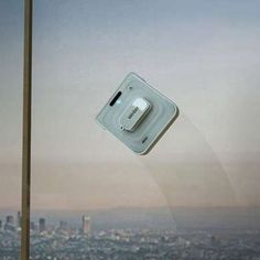 Window cleaning with Winbot! High-Tech Gadgets for Housework - Bob Vila - Bob Vila High Tech Gadgets, New Gadgets, Gadgets And Gizmos, Electronics Gadgets, Technology Gadgets, Cool Gadgets, Futuristic Technology, What Is Technology, Energy Technology