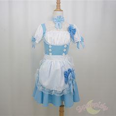 #spreepicky #maiddress #lolitadress #halloween #freeship #cosplaydress