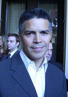 Esai Manuel Morales (born October 1, 1962) is an American actor. He is well known for his role as Bob Morales in the 1987 biopic La Bamba.  Morales is of Puerto Rican descent and was born in Brooklyn, New York, to parents Iris Margarita (née Declet), a union activist involved with the International Ladies' Garment Workers' Union, and Esai Morales, Sr., a welder.